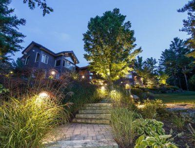 UpLighting - Yates Landscape Lighting