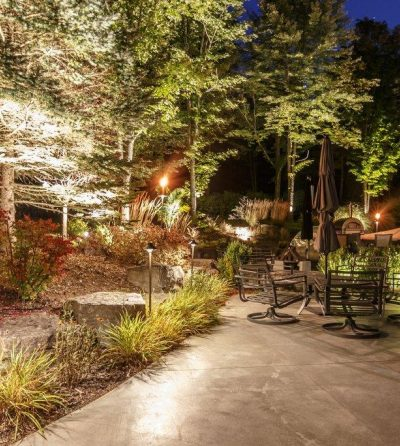 Outdoor Lighting Landscaping Service in Ottawa